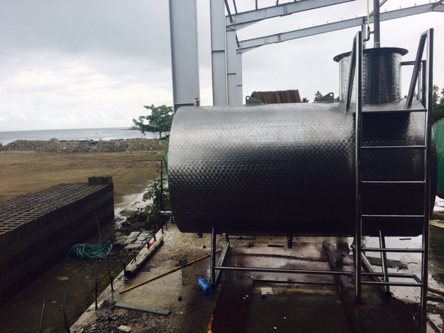 Stainless Steel Tank 2